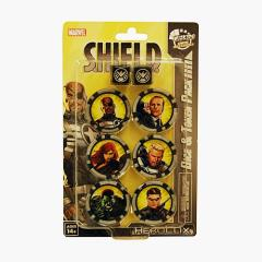 Nick Fury - Agents of S.H.I.E.L.D. Dice & Token Pack