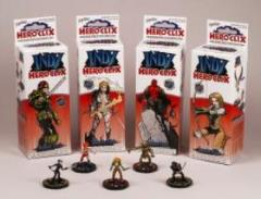 Indy Heroclix Booster Pack