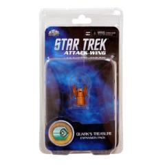 Wave 18 - Ferengi, Quark's Treasure Expansion