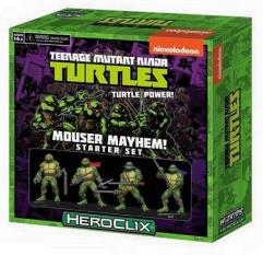 Mouser Mayhem! Starter Set