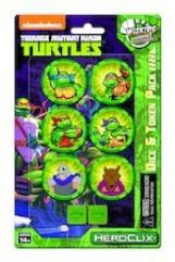 Teenage Mutant Ninja Turtles - Dice & Token Pack