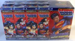 Superman & Wonder Woman Booster Pack (Case - 18 Packs)