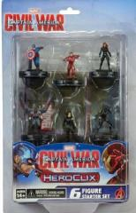 Captain America - Civil War Movie Starter Set