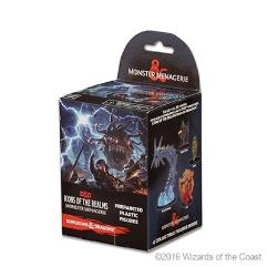 Monster Menagerie Booster Pack