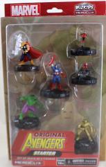 Classic Avengers Starter Set - Spanish