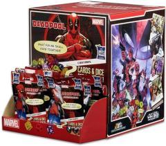 Deadpool Gravity Feed Booster Pack (Case - 90 packs)