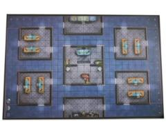 Collector's Premium Map - WizKids Office