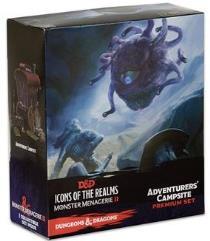 Monster Menagerie II - Adventurer's Campsite Premium Set