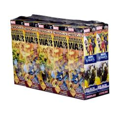 Avengers/Defenders War Booster Pack (Brick - 10 Packs)