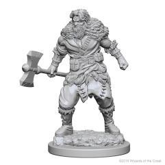Human Male Barbarian