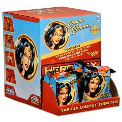 Wonder Woman Gravity Feed Booster Pack (Case - 24 Packs)