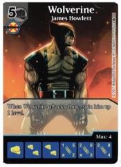X-Men First Class Promo - Wolverine Alternate Art Card
