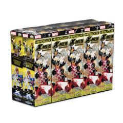X-Men - Xavier's School Booster Pack (Brick - 10 Packs)