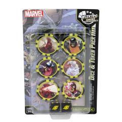 X-Men - Xavier's School Dice & Token Pack