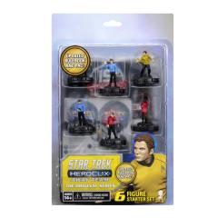 Star Trek HeroClix - Away Team The Original Series Starter Set