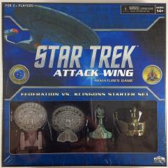 Federation vs. Klingons