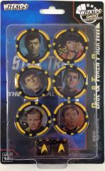 Star Trek HeroClix - Away Team The Original Series Dice & Token Pack