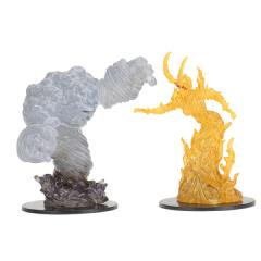 Maze of Death - Air & Fire Elemental Lords