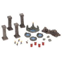 Pools and Pillars (Set 1)