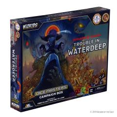 Trouble in Waterdeep