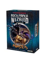 Dungeons & Dragons - Rock Paper Wizard - Fistful of Monsters Expansion