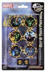 Avengers Infinity - Dice & Token Pack