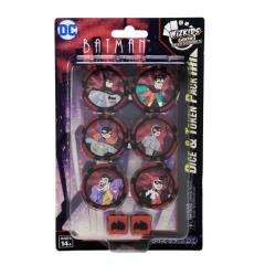 Batman the Animated Series Dice and Token Set