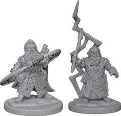 Dwarf Male Sorcerer