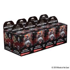 Waterdeep Dungeon of the Mad Mage Booster Pack (Brick - 8 Packs)