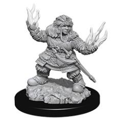 Dwarf Female Summoner