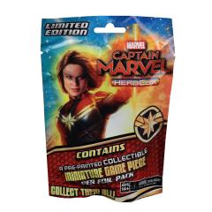 Captain Marvel Movie - Gravity Feed Booster Pack