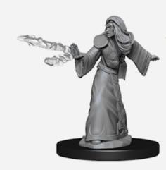 Elf Male Wizard #2
