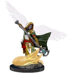 Aasimar Female Wizard