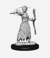 Human Female Warlock
