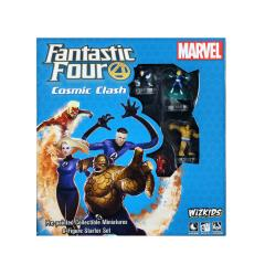 Fantastic Four Cosmic Clash starter Set