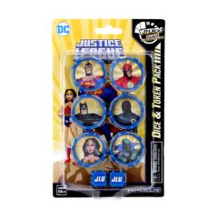 Justice League Unlimited Dice and Token Set