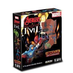 Battlegrounds - Avengers vs Masters of Evil