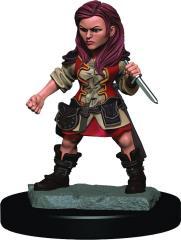 Halfling Female Rogue
