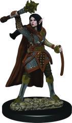Elf Female Cleric