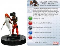 Colleen Wing and Misty Knight ##044