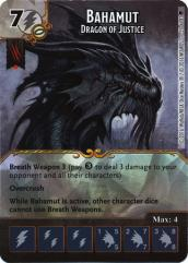 Bahamut - Dragon of Justice