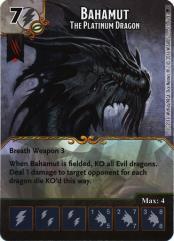 Bahamut - Platinum Dragon, The