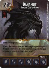 Bahamut - Dragon God of Good