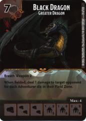 Black Dragon - Greater Dragon