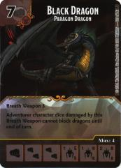Black Dragon - Paragon Dragon