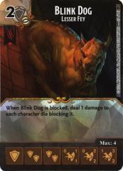 Blink Dog - Lesser Fey