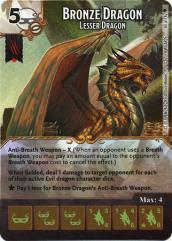 Bronze Dragon - Lesser Dragon