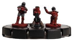 Mortar Squad #005 - Green