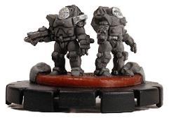 Gray Death Battle Armor #021 - Green
