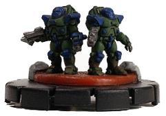 Gray Death Battle Armor #023 - Veteran